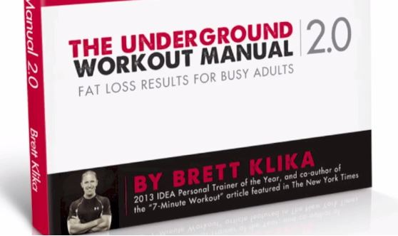 The Underground Workout Manual